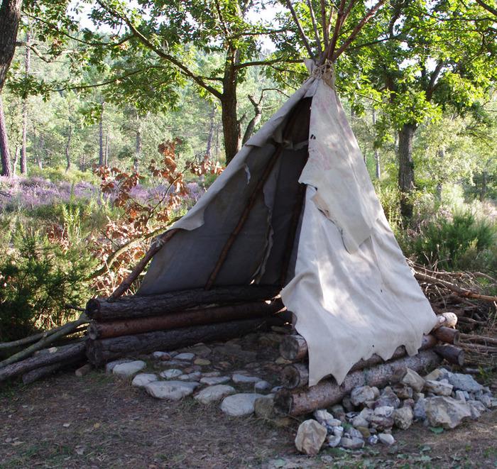 Journées du patrimoine 2019 - Sors de ta grotte : une journée dans les pas d'un chasseur-cueilleurs nomade