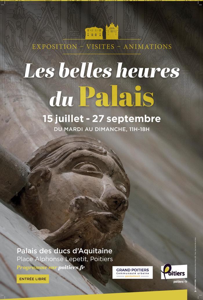 Journées du patrimoine 2020 - Découvrez le palais des Ducs d'Aquitaine