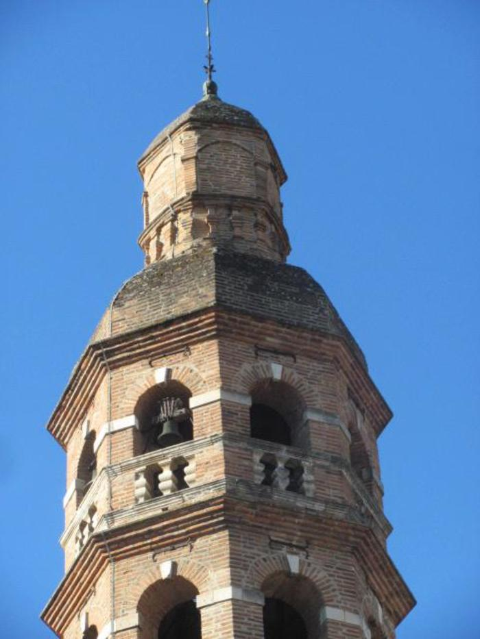 Journées du patrimoine 2019 - Visite guidée de la tour clocher de l'ancien collège des Jésuites