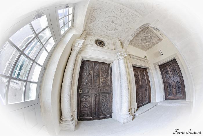 Journées du patrimoine 2020 - Centre Historique de Neufchâteau : visite de l'escalier Renaissance