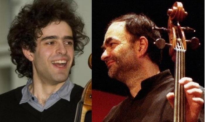 Journées du patrimoine 2020 - Concert - Duos de violoncelles/Christophe Coin, Davit Melkonyan