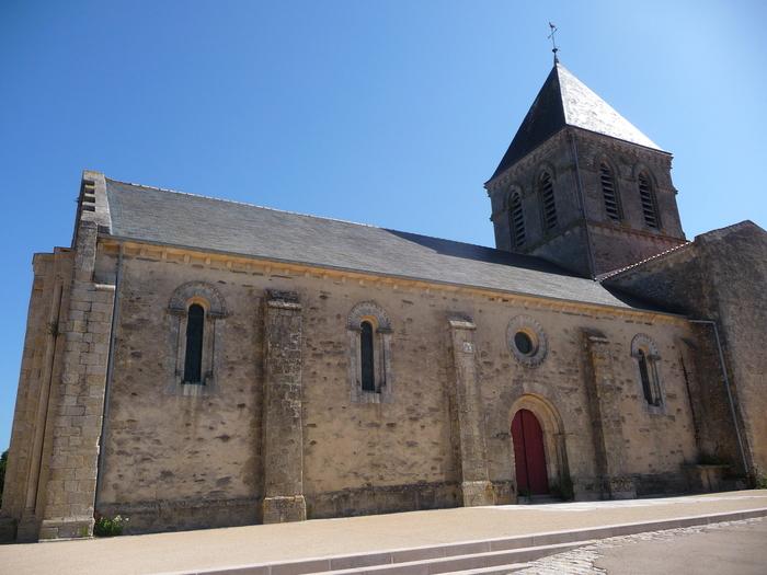 Journées du patrimoine 2020 - Eglise classée XIIème siècle