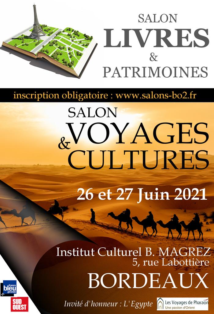 Salons Livres & Patrimoine / Voyages & cultures
