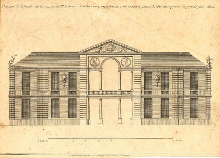 Journées du patrimoine 2019 - Le château disparu de Charles Le Brun à reconstruire en famille
