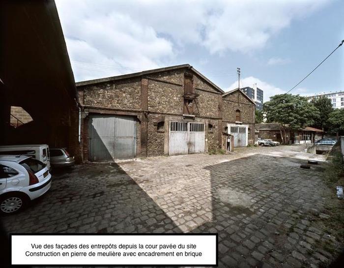 Journées du patrimoine 2020 - Visite guidée de la Distillerie de Pantin