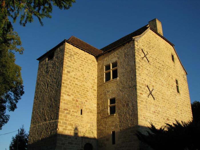 Journées du patrimoine 2019 - Visite guidée d'une maison forte construite pendant la guerre de Cent Ans