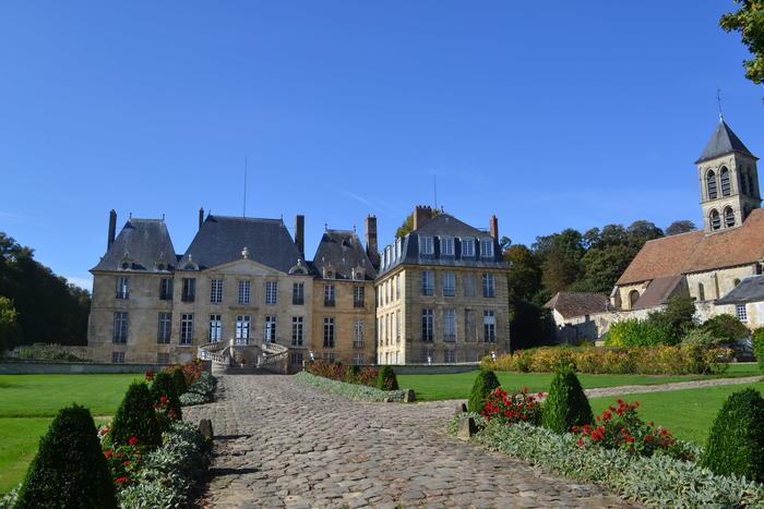 Journées du patrimoine 2020 - Visite libre des extérieurs du Château et de son Parc