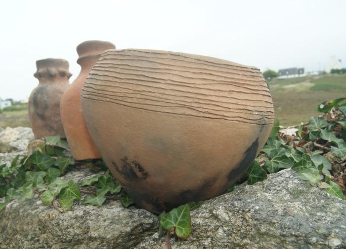 Journées du patrimoine 2020 - Atelier poterie néolithique
