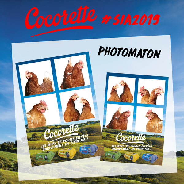 Photomaton Cocorette