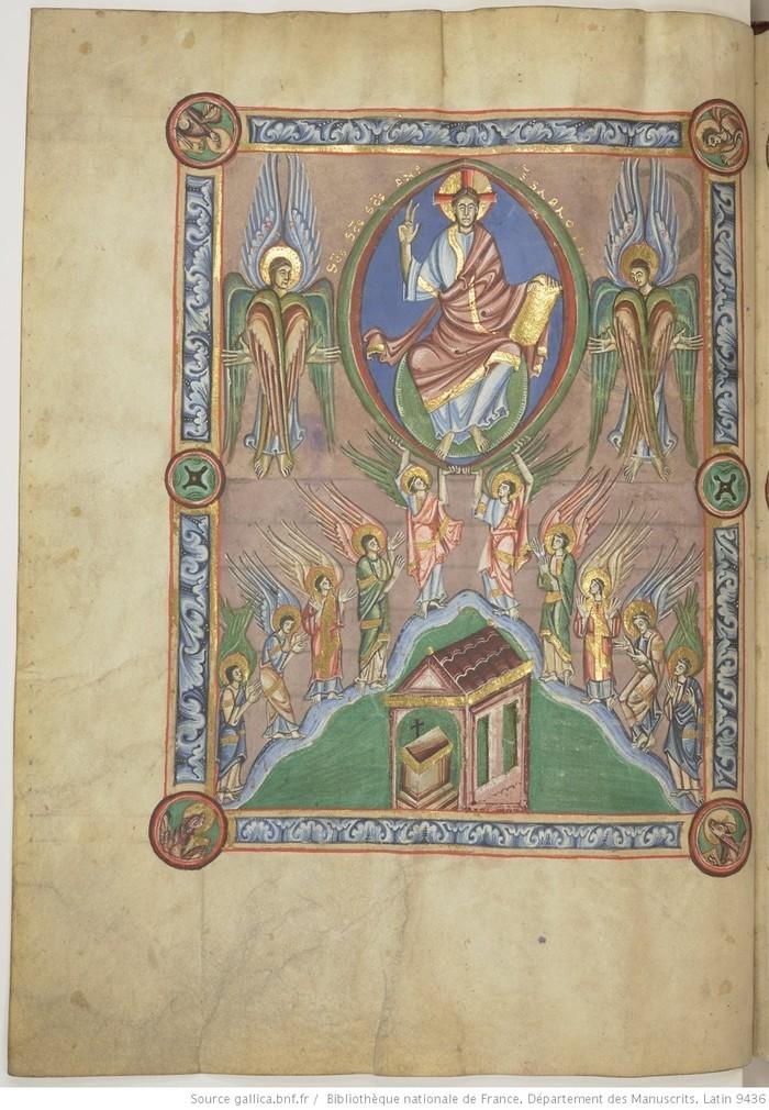 Ontologie du christianisme médiéval en images