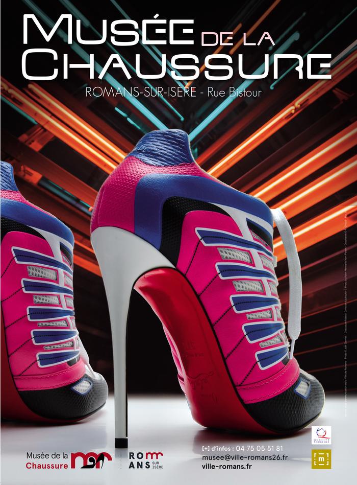 Journées du patrimoine 2020 - Visite libre du musée de la chaussure
