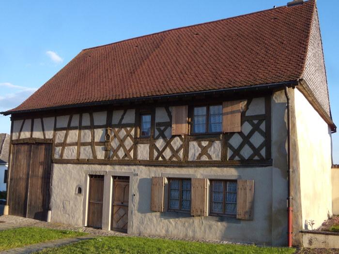 Journées du patrimoine 2019 - Visite d'une maison lorraine de 1716