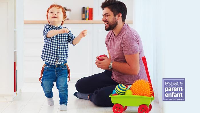 Atelier : Danse parents-bébé