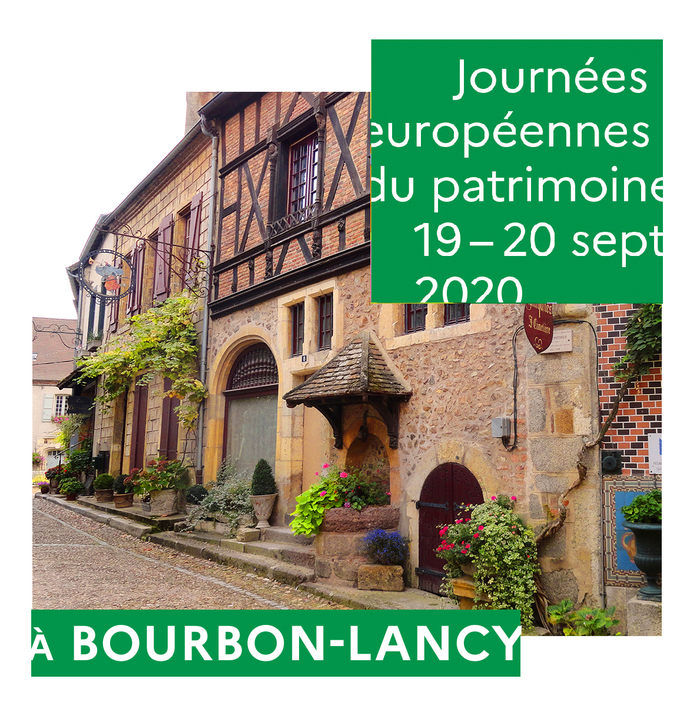 Journées du patrimoine 2020 - Visite libre du quartier médiéval