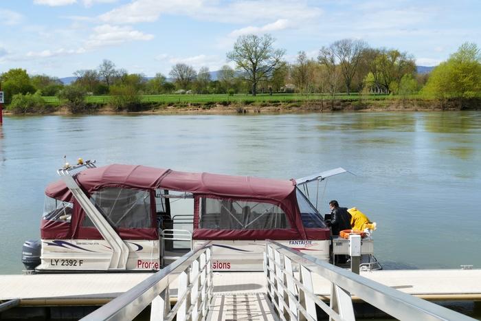 Journées du patrimoine 2020 - Balade patrimoniale en bateau sur la Saône