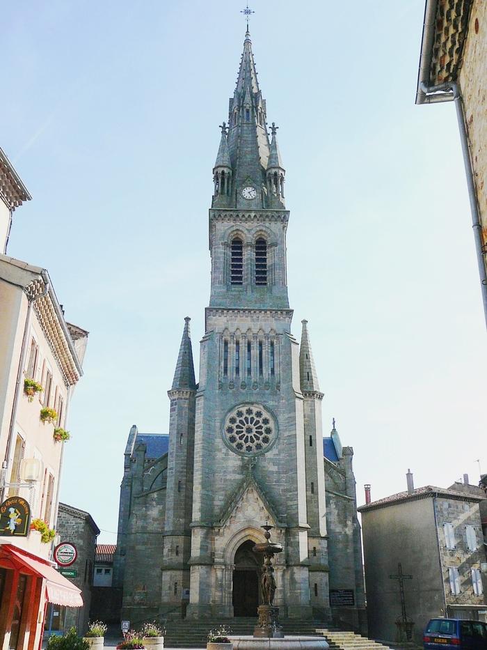 Journées du patrimoine 2020 - Visite libre de l'église du Sacré-Cœur