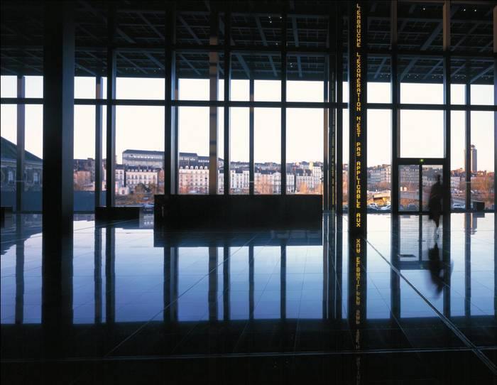 Journées du patrimoine 2019 - Visites guidées du Palais de Justice de Nantes