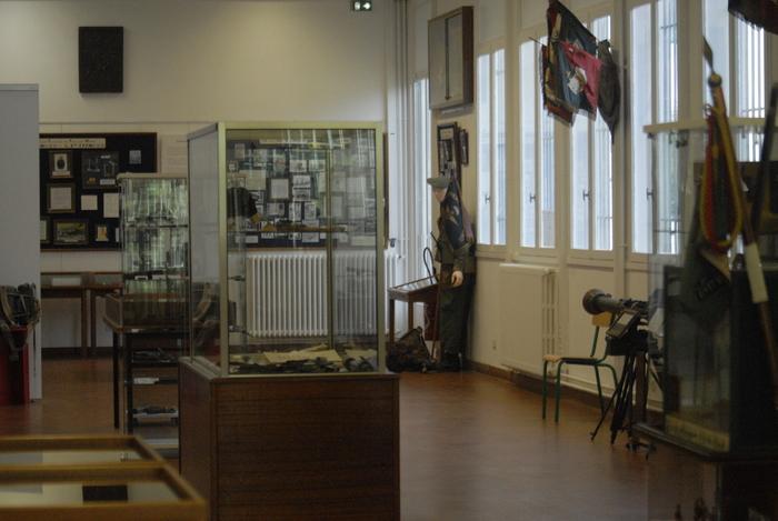 Journées du patrimoine 2020 - Visite guidée du Musée de tradition des fusiliers marins et commandos marine