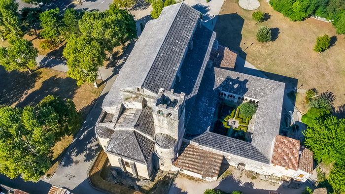 Journées du patrimoine 2020 - Cathédrale Notre-Dame de Nazareth et son cloître - Visite libre