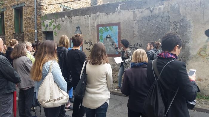 Journées du patrimoine 2019 - Art urbain et transition : des lieux incontournable à Fontenay !