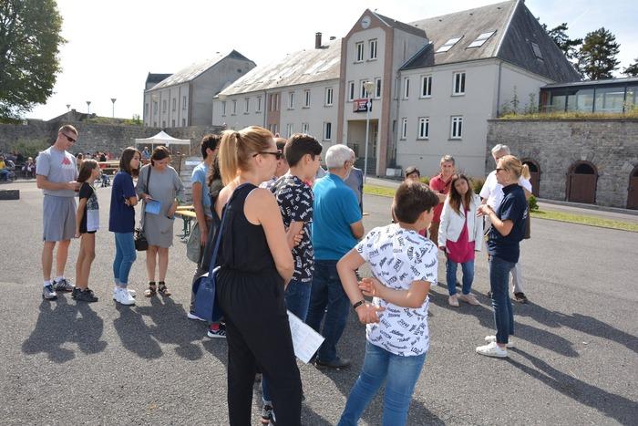 Journées du patrimoine 2020 - Visite ludique jeune public de la citadelle de Givet - Charlemont