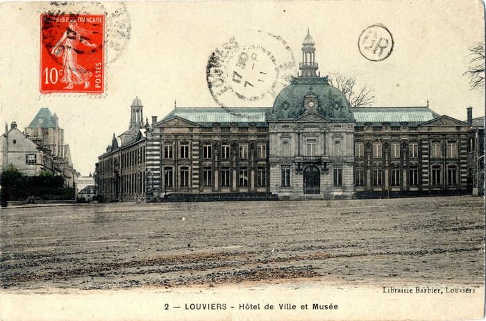 Journées du patrimoine 2019 - Levez les yeux ! découverte du musée de Louviers
