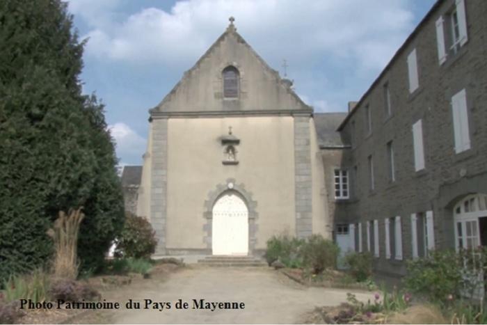 Journées du patrimoine 2020 - Visite guidée du couvent de la Visitation
