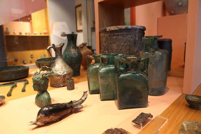 Journées du patrimoine 2020 - Visite libre du musée Juliobona, le musée gallo-romain de Lillebonne