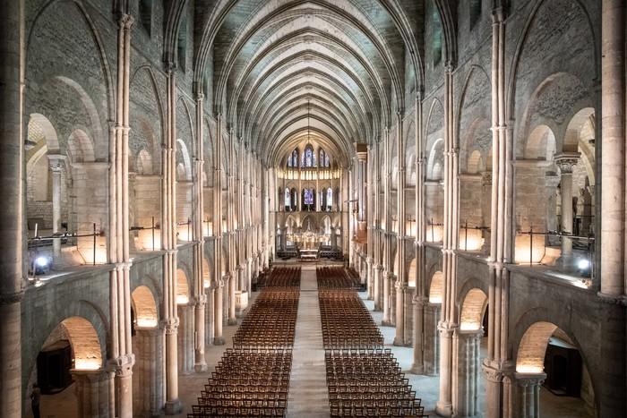 Journées du patrimoine 2020 - Spectacle Musique et Lumière