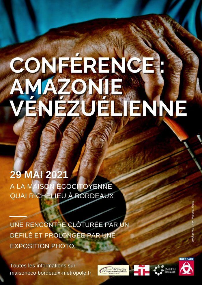 L'impact de l'exploitation minière en Amazonie vénézuélienne avec Association Vénézuela à Bordeaux