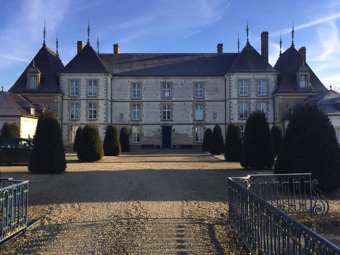 Journées du patrimoine 2020 - Découverte du château de Vitry-la-Ville