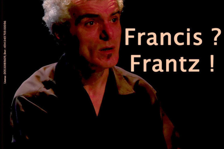 """Théâtre """"Francis ? Frantz !"""""""