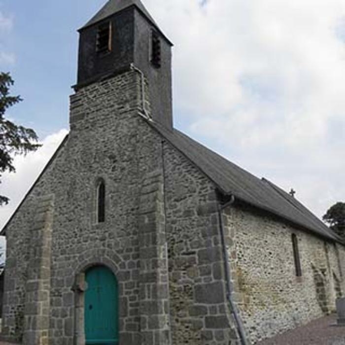 Journées du patrimoine 2020 - Visite libre de l'église Notre-Dame de Cormeray