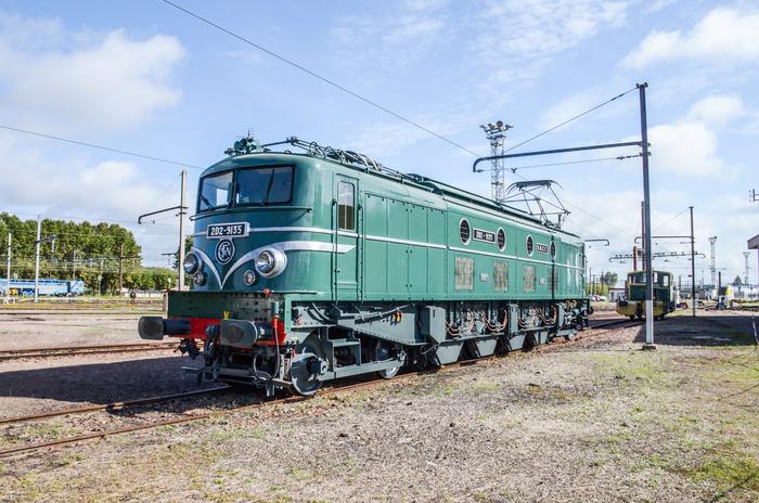 Journées du patrimoine 2019 - Site ferroviaire : Gare de Laroche-Migennes