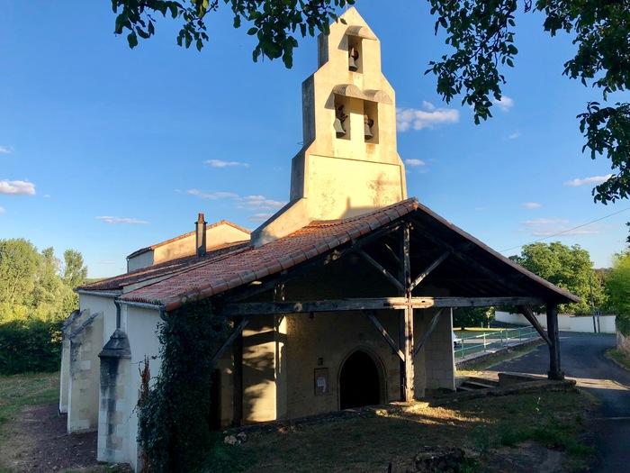 Journées du patrimoine 2020 - Visite de l'église de Luzay