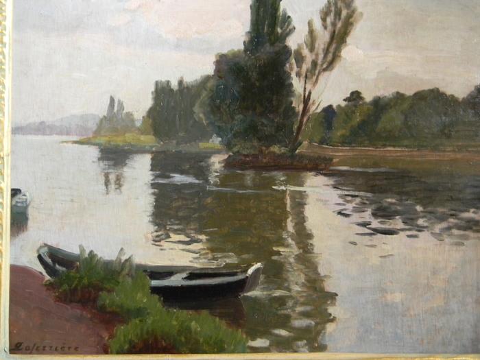 Journées du patrimoine 2020 - Visite libre avec guide papier de l'exposition René Laferriere (1867-1954)