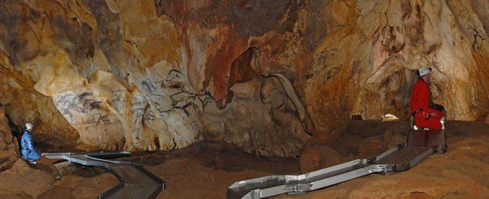 Journées du patrimoine 2020 - Comment conserve t-on la Grotte Chauvet ?