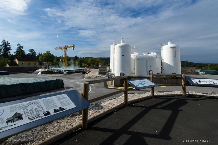 Journées du patrimoine 2019 - Visite de l'espace muséographique des Salines de Salies-de-Béarn