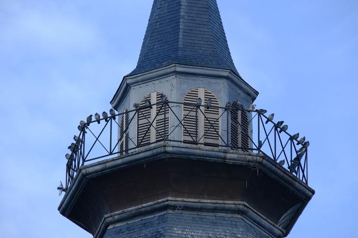 Journées du patrimoine 2020 - Montée au clocher