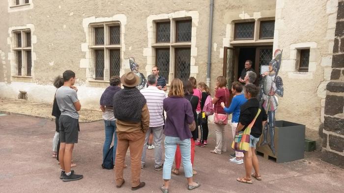 Journées du patrimoine 2020 - Visite commentée de la ville