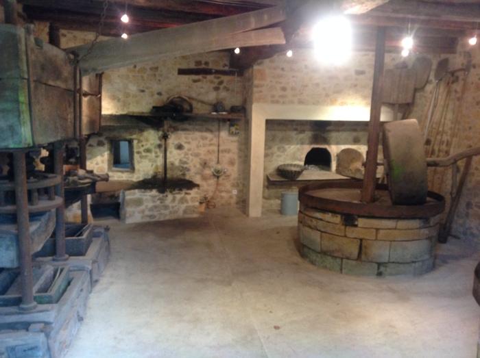Journées du patrimoine 2020 - Visite et démonstration au moulin des Fumades