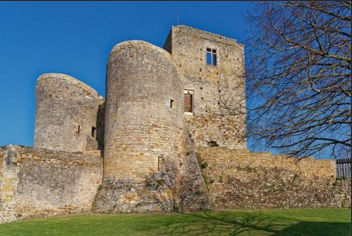 Journées du patrimoine 2020 - Visite du château Saint-Hugues