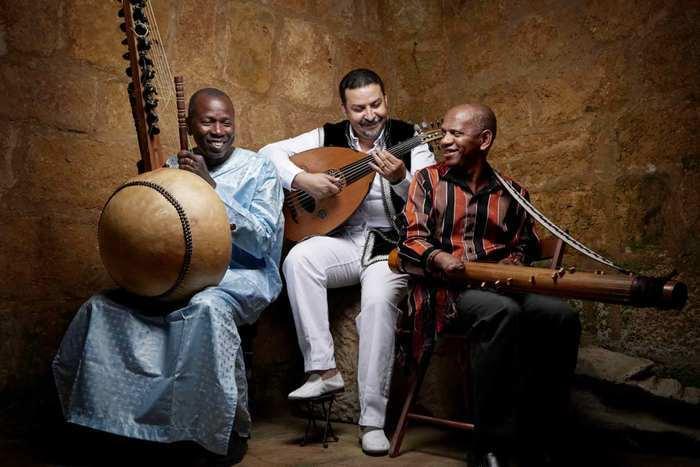 3MA : Ballaké Sissoko, Driss El Maloumi, Rajery (Reporté)