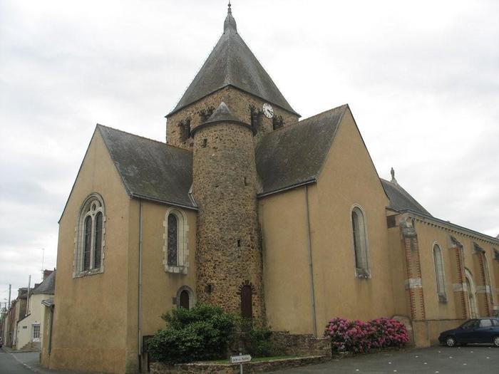 Journées du patrimoine 2019 - visite Eglise Saint Julien