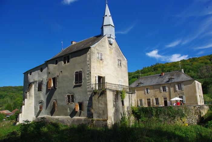 Journées du patrimoine 2019 - Visite du château de Bussy-la-Pesle