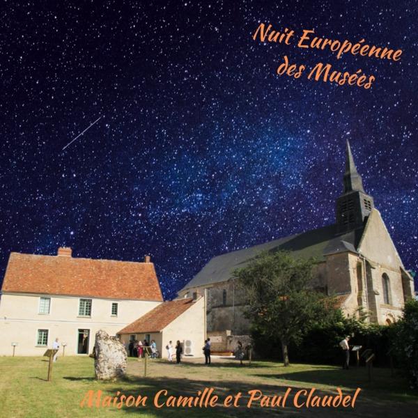 Nuit des musées 2019 -Nuit contée chez les Claudel