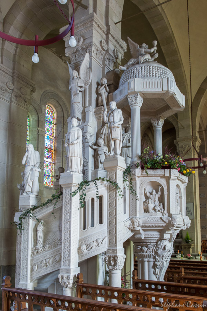 Journées du patrimoine 2019 - Visite libre : église Sainte-Croix