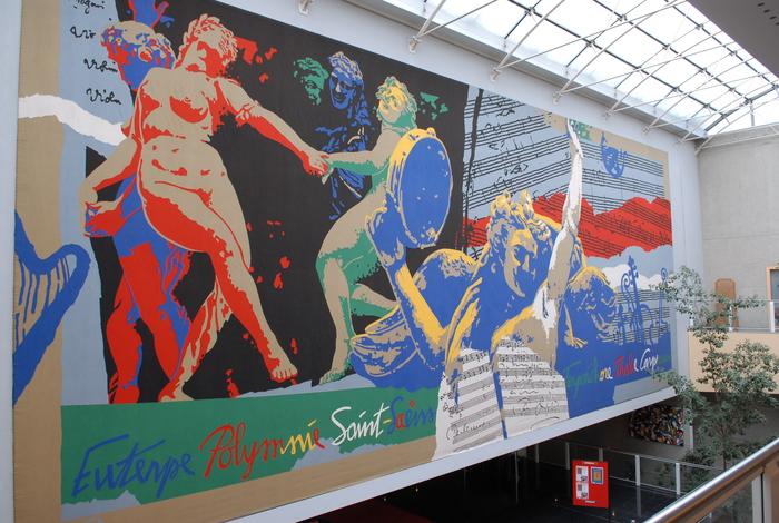Journées du patrimoine 2020 - Conférence autour de la tapisserie -