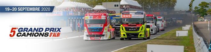 Pour la 5ème année consécutive le Circuit d'Albi a le plaisir d'accueillir le Championnat de France Camions pour ce 5ème Grand Prix Camions d'Albi.
