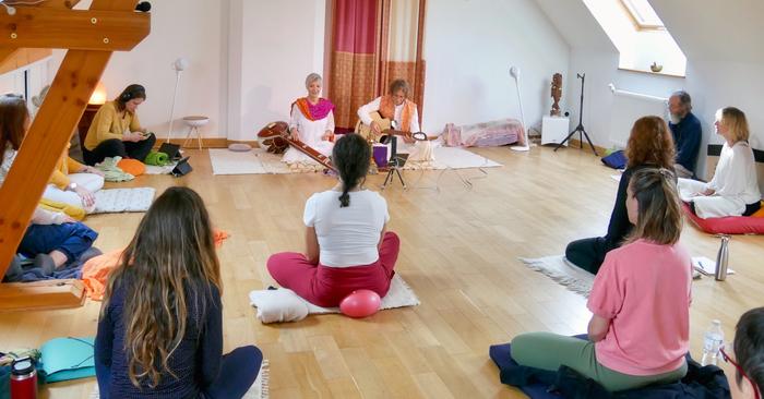Pré-Formation Yoga de la Voix / vacances Toussaint